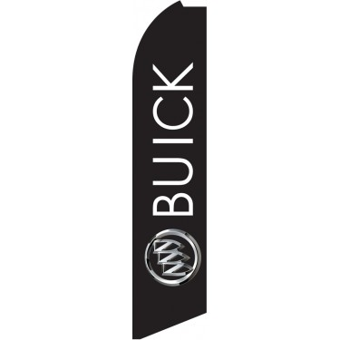 Buick Swooper Feather Flag