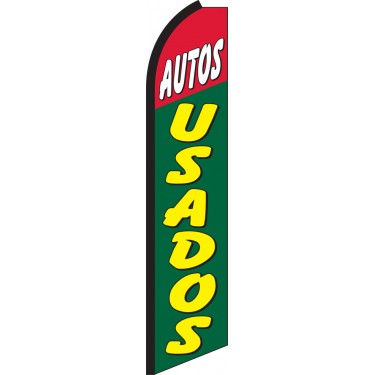 Autos Usados Swooper Feather Flag