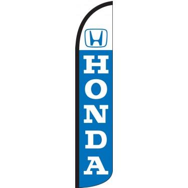 Honda Wind-Free Feather Flag