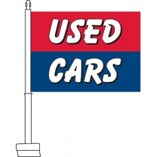 Used Cars Car Flag