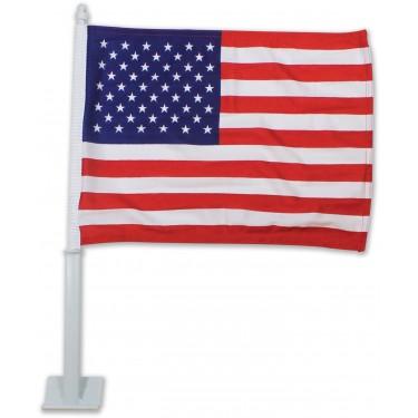 USA American Car Flag