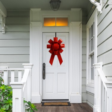 Giant 22 Inch Front Door Bow Kit